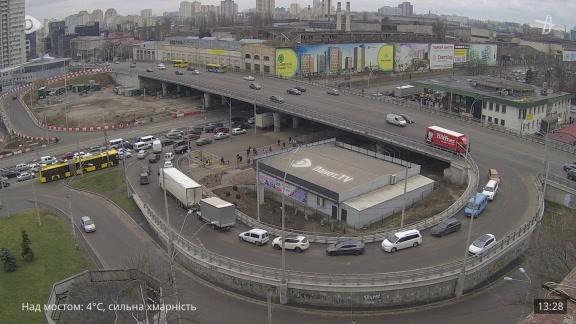 Веб-камера Киева